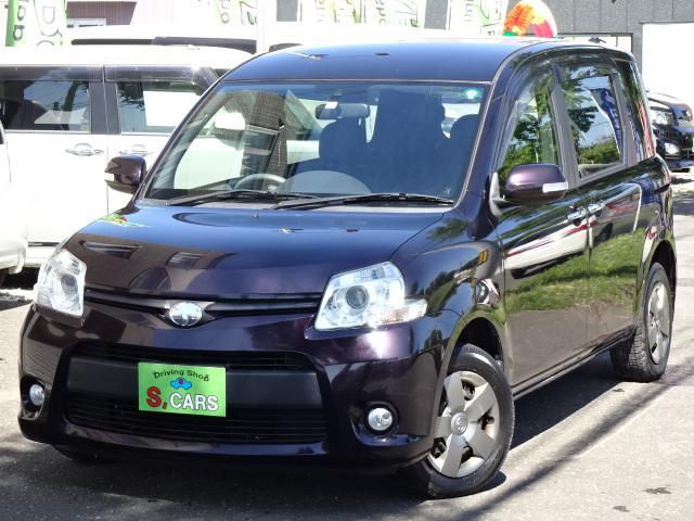 トヨタ DICEリミテッド 4WD 本州仕入 保証1年 パワスラ Bカメラ 純正ナビ キーレス