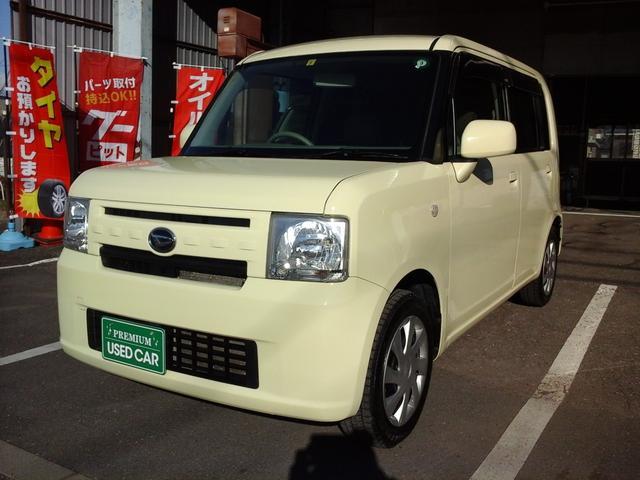 ダイハツ X 4WD CVT エコアイドル キーフリー