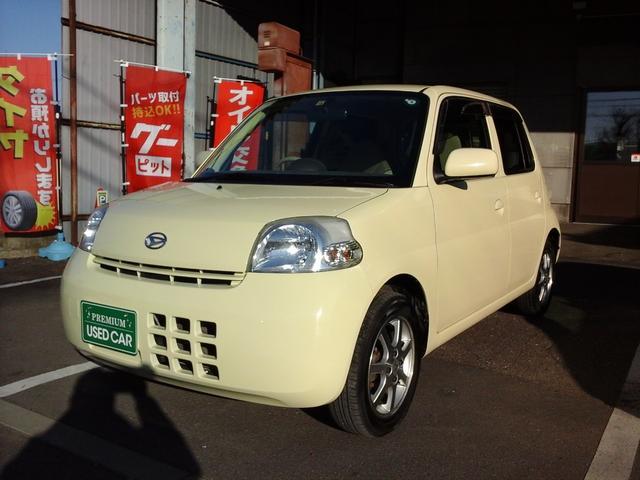 ダイハツ X 4WD 4AT ABS ナビ テレビ エンジンスターター
