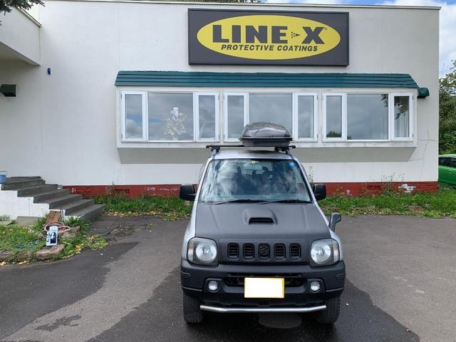 スズキ XC 4WD LINE-X加工済 デモカー