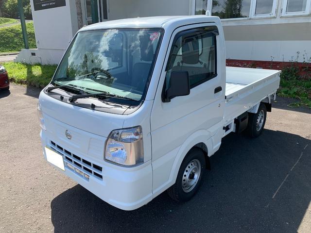 日産 DX 4WD LINE-X無加工車 三方開