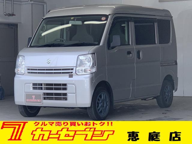 スズキ PA 4WD 5速マニュアル ワンオーナー 純正オーディオ スペアキー 禁煙車
