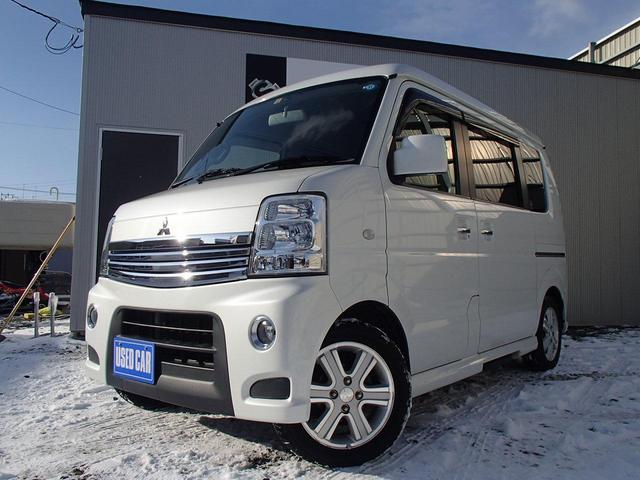 三菱 Gスペシャル 4WD 左右パワスラ ハイルーフ ナビTV