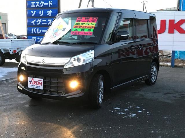 スズキ XS 4WD CVT ナビ/テレビ エンスタ ワンオーナー