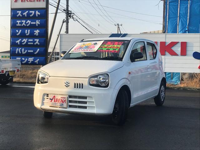スズキ L 4WD CVT CD キ-レス