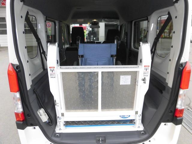 ホンダ 4WD G・ホンダセンシング リフト付 車いす移動車 3名