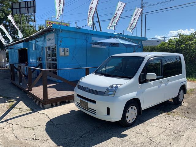 モビリオ(ホンダ) A 7人乗り 4WD キーレス 中古車画像