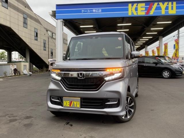 ホンダ G・Lホンダセンシング 4WD・禁煙車・純正SDナビ・フルセグTV・Bluetooth・バックカメラ・ETC・LEDオートライト・レーダークルーズコントロール