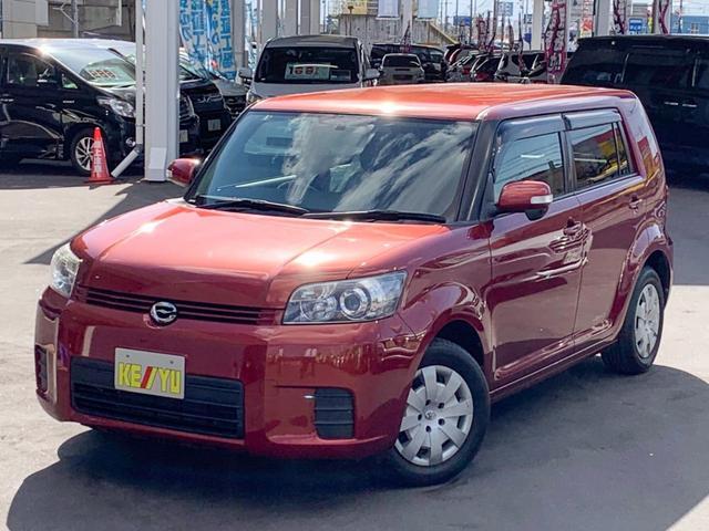 トヨタ カローラルミオン 1.8S 4WD・禁煙車・8エアバック・HIDオートライト・キーレスエントリー・純正CDオーディオ・AUX・電動格納ドアミラー・ミラーウィンカー