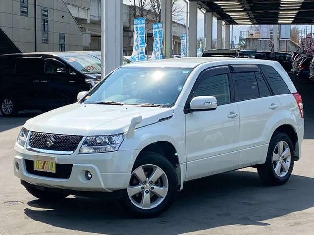 スズキ エスクード XG 4WD・禁煙・ドライブレコーダー・シートヒーター・純正ナビ・フルセグ・Bluetooth・ETC・クルーズコントロール・