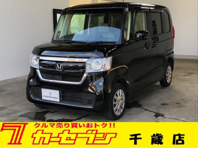 ホンダ G・Lホンダセンシング 4WD 寒冷地仕様 社外ナビ