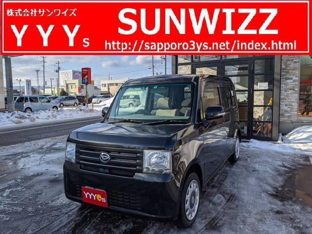 ダイハツ X +S ワンオーナー スマートキー 4WD キーレス Wエアバッグ キーフリー