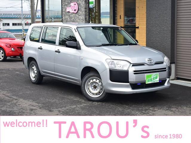 トヨタ サクシード U 4WD レンタカーUP ABS TRC VSC Wエアバック 修復歴なし