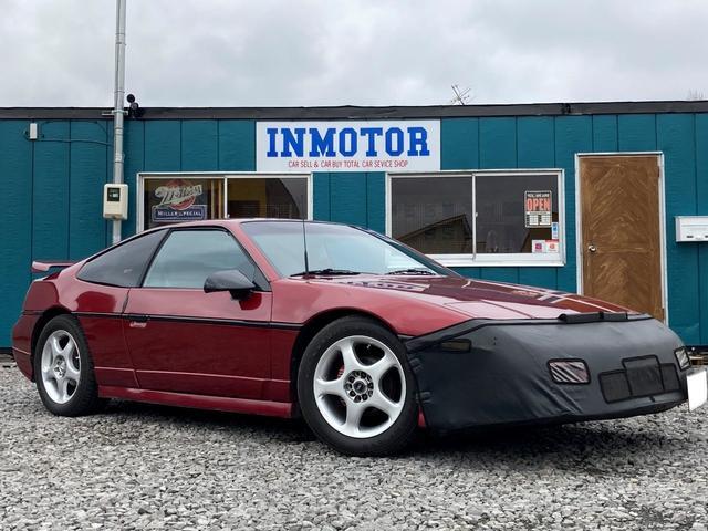 ポンテアックフィエロ(輸入車その他) GT 5MT オリジナルボディー 1987モデル 中古車画像