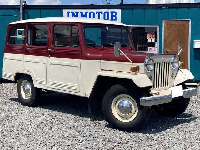 4WD ディーゼル 4ドア