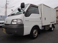 バネットトラック中温冷蔵冷凍車