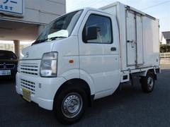 スクラムトラック中温冷蔵冷凍車