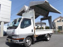 キャンター幌ウィング車 4WD