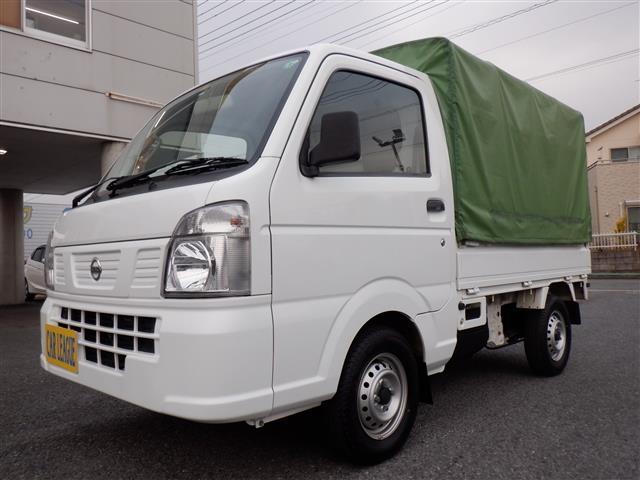 日産 DX 幌車