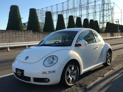 VW ニュービートルベースグレード 禁煙車 HDDナビ AW16インチ ETC
