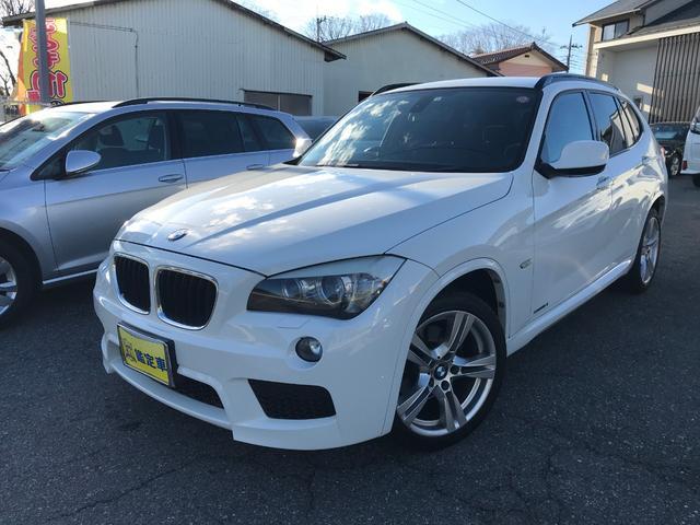 BMW X1 sDrive 18i Mスポーツ ナビ TV 6ヶ月保証
