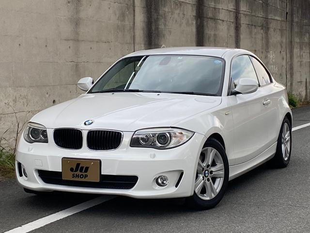 BMW 1シリーズ 120i ナビ TV カメラ ETC 6ヶ月保証付き