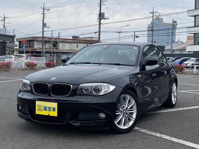 BMW 1シリーズ 120i Mスポーツパッケージ ナビTV カメラ 6ヶ月保証