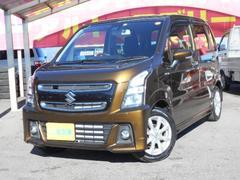 ワゴンRスティングレーハイブリッドX全方位モニターナビDSBS自動ブレーキデモカー