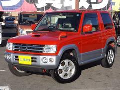 パジェロミニVR ターボ 4WD 禁煙車 フォグランプ