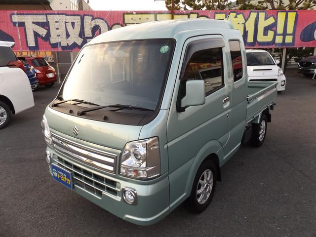 スーパーキャリイ(スズキ) X 中古車画像