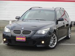BMW530iツーリング Mスポーツパッケージ ナビ サンルーフ