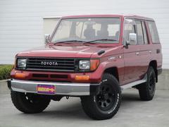 ランドクルーザープラドSX 4WD 4ナンバー登録 5人乗