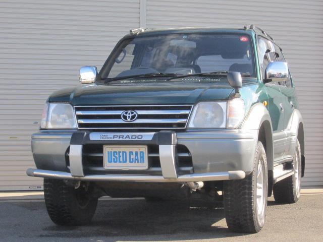トヨタ TX 3.0ディーゼルターボ4WD