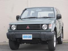 パジェロXLバン 4WD5速MT