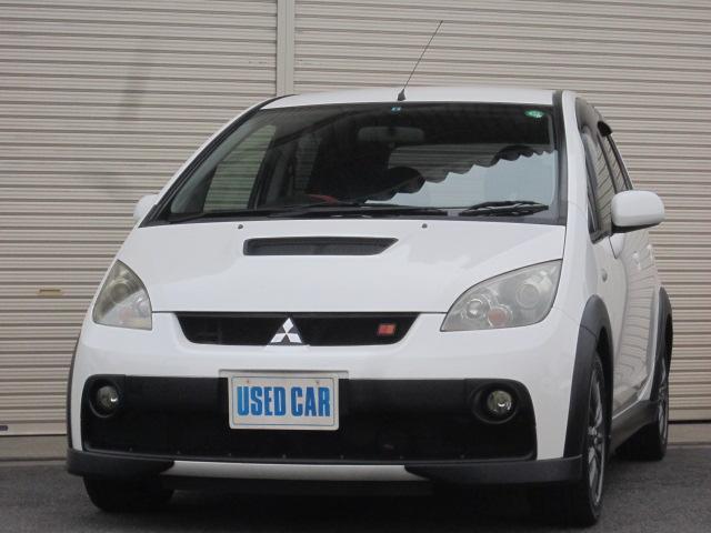 三菱 ラリーアート バージョンR 5速MT