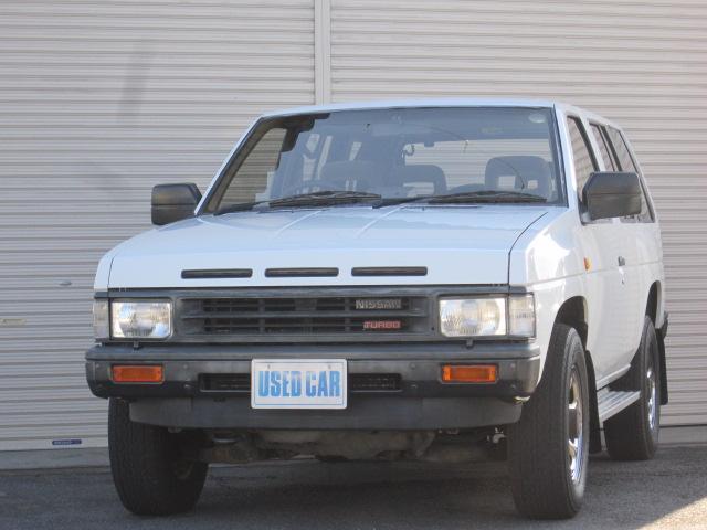 日産 Dターボ R3M 4WD