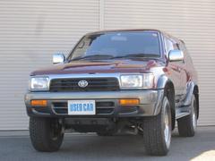 ハイラックスサーフSSR−X ワイド3.0ディーゼルターボ4WD