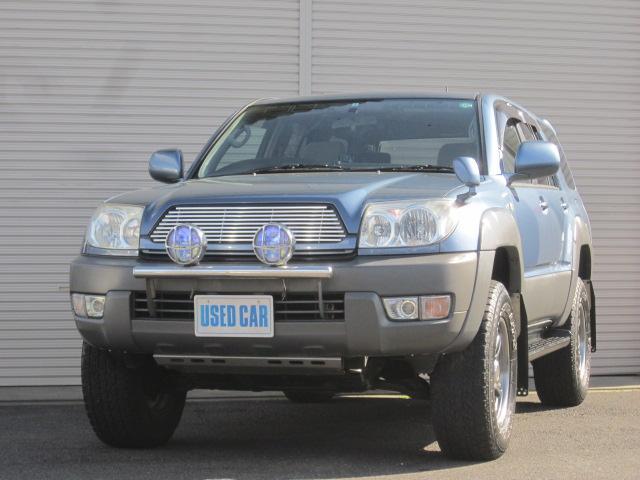 トヨタ SSR-X アメリカンバージョン4WD