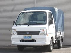 サンバートラックTB三方開 4WD 幌5速MT