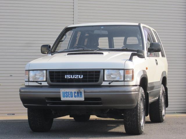 いすゞ イルムシャー ショート 3.1Dターボ4WD