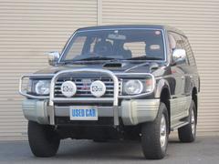 パジェロXP ディーゼルターボ4WD サンルーフワンオーナー