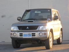 パジェロミニV 4WDターボ Tベルト交換済み