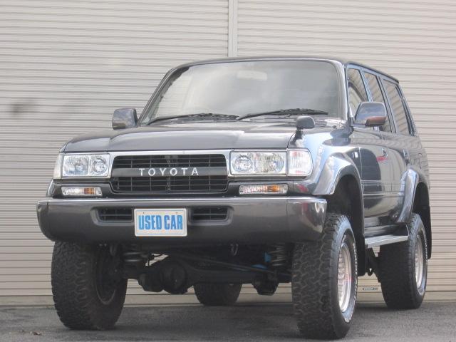 トヨタ VXリミテッド ディーゼルターボ4WDサンルーフリフトアップ