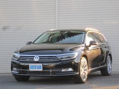VW パサートヴァリアントTSIハイライン テクノロジーPKG 黒革