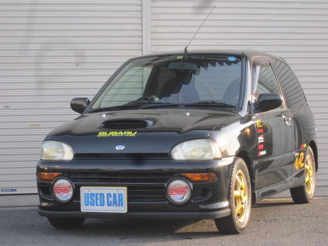 スバル RX-R 5速MT4WDスーパーチャージャーTベル交換済