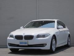 BMW523i ハイラインパッケージサンルーフ本革ナビTVBカメラ