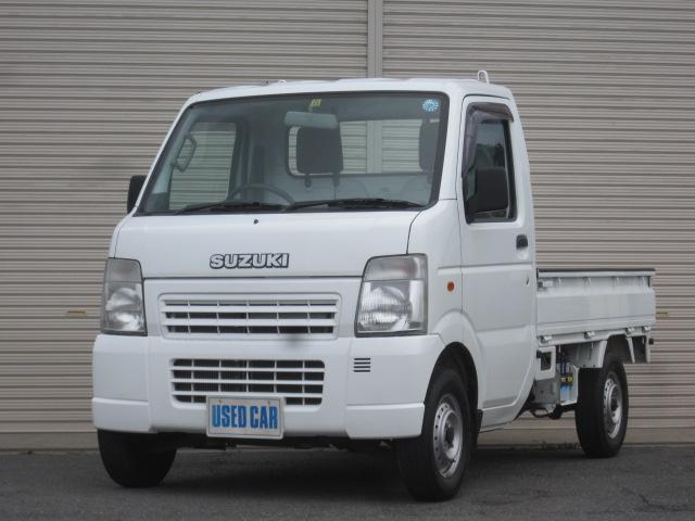 スズキ KCエアコン・パワステ5速MT4WD