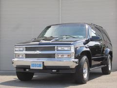 シボレー タホLT 4WD99年ファイナルモデル 1ナンバー