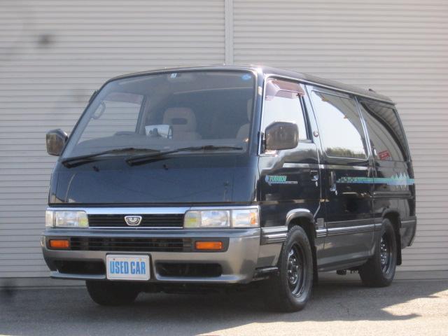 日産 フウライボウ 2.7ディーゼルターボ 4WDサンルーフ