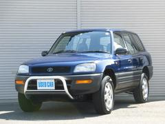 RAV4 JJ V サンルーフ 5速MT 4WD